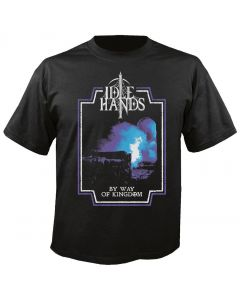 IDLE HANDS - By Way of Kingdom - Tour 2019 - T-Shirt