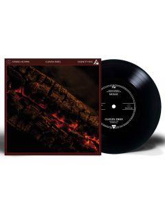 "MOSAIC - Cloven Fires - 7"" - EP - Black"