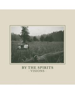 BY THE SPIRITS - Visions - CD - DIGI