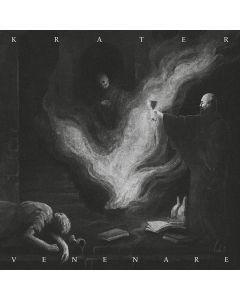 KRATER - Venenare - CD - DIGI