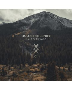OSI AND THE JUPITER - Halls of the Wolf - CD