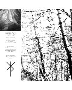 AGALLOCH - The White EP - Remaster - Slipcase - CD