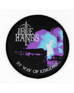 IDLE HANDS - By Way of Kingdom - Patch / Aufnäher