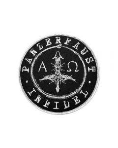 PANZERFAUST - Infidel - gestickt - Patch / Aufnäher