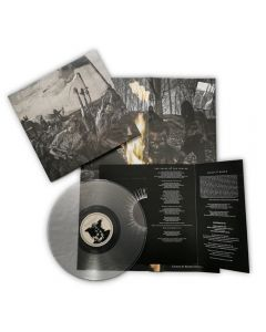 PANZERFAUST - The Suns Of Perdition - Chapter II: Render Unto Eden - LP - Clear