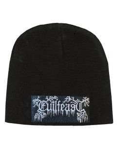 EVILFEAST - Logo - embroidered - Beanie / Hat