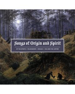 V/A - Songs of Origin and Spirit, CD