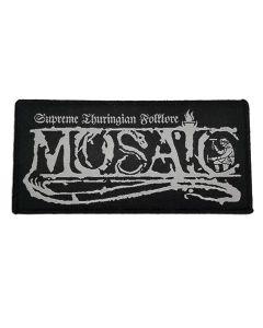 MOSAIC - Haimat - Patch / Aufnäher