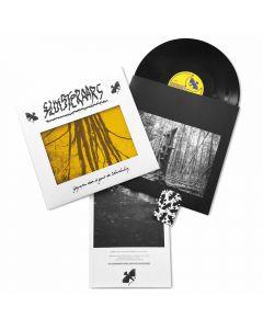 FLUISTERAARS – Gegrepen door de Geest der Zielsontluiking - LP - Black - Yellow Edt.