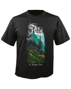 ALDA - A Distant Fire - T-Shirt