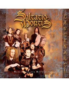 SALTATIO MORTIS - Tavernakel - CD