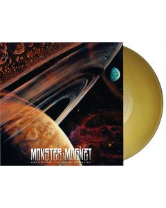 "MONSTER MAGNET - Mindless Ones - 12"" MLP (Gold)"