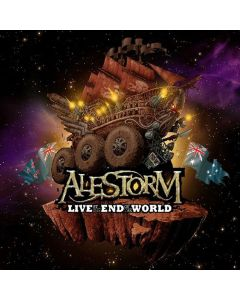 ALESTORM - Live at the End of the World - DVD DIGI + Bonus CD