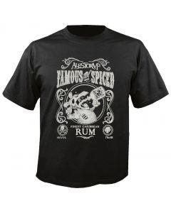 ALESTORM - Famous Ol Spiced - T-Shirt