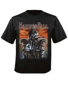 HAMMERFALL - Built to Last - T-Shirt