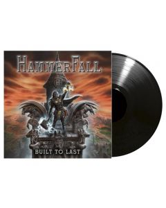 HAMMERFALL - Built to Last - LP (Black)