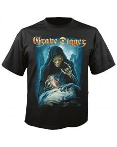 GRAVE DIGGER - Teutonic Heavy Metal Possession - T-Shirt