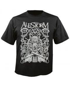 ALESTORM - Octopus - T-Shirt