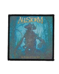 ALESTORM - No Grave but the Sea - Patch / Aufnäher