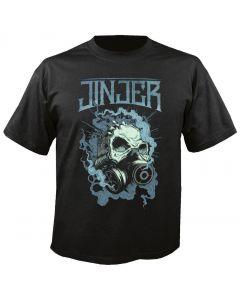 JINJER - Gasmask - T-Shirt