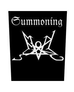 SUMMONING - Logo - Backpatch / Rückenaufnäher