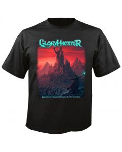 GLORYHAMMER - Legends from Beyond the Galactic Terrorvortex - T-Shirt