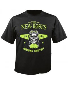 THE NEW ROSES - Pilot - Nothing but Wild - T-Shirt