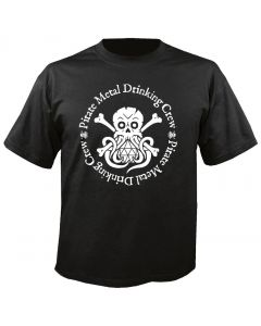 ALESTORM - Pirate Metal Drinking Crew - T-Shirt