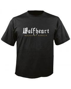 WOLFHEART - Wolves of Karelia - Symbols - T-Shirt
