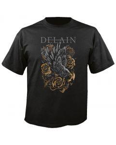 DELAIN - Raven - T-Shirt