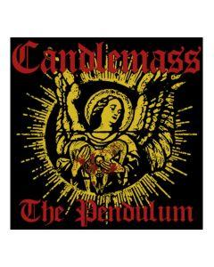 CANDLEMASS - The Pendulum - gestickt - Patch / Aufnäher