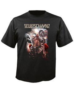 FEUERSCHWANZ - Das elfte Gebot - Kampfzwerg - T-Shirt
