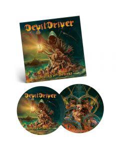 DEVILDRIVER - Dealing with Demons - Vol. I - LP - Picture