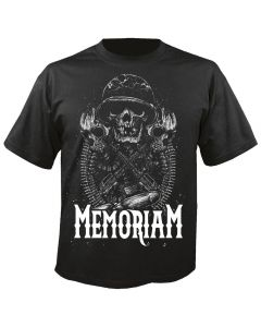 MEMORIAM - To the End - Into Battle - T-Shirt