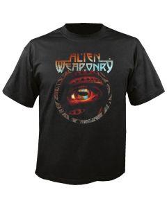 ALIEN WEAPONRY - Cover - Tangaroa - T-Shirt