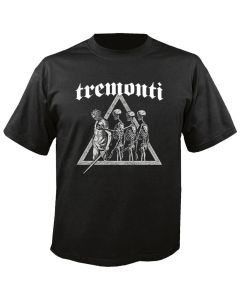 TREMONTI - Marching in Time - T-Shirt