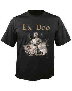 EX DEO - Cover - The Thirteen Years of Nero - T-Shirt