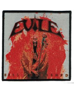 EVILE - Hell Unleashed - Patch / Aufnäher