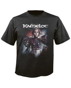 KAMELOT - The Shadow Theory - T-Shirt