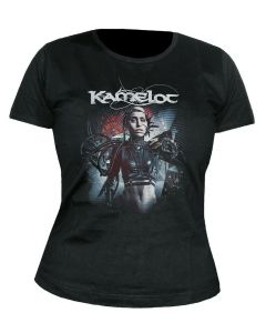 KAMELOT - The Shadow Theory - GIRLIE - Shirt
