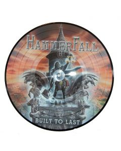 HAMMERFALL - Built to Last - LP - Picture