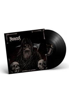 NERVOSA - Downfall of Mankind - LP - Black