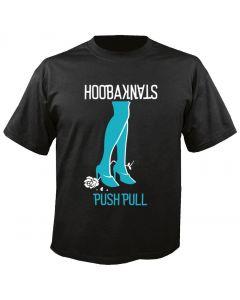 HOOBASTANK - Push Pull - T-Shirt