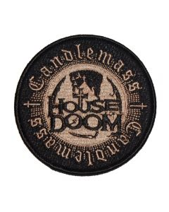 CANDLEMASS - House of Doom - Patch / Aufnäher