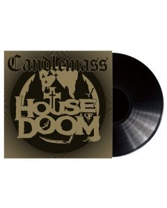 CANDLEMASS - House of Doom - MLP - Black