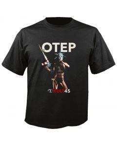 OTEP - Kult 45 - T-Shirt