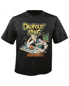 DROPOUT KINGS - Audiodope - T-Shirt
