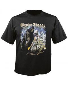 GRAVE DIGGER - The Living Dead - T-Shirt