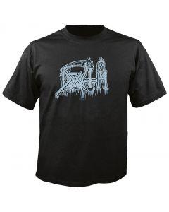 DEATH - Classic Logo - T-Shirt