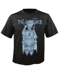 PIG DESTROYER - Atheist - T-Shirt